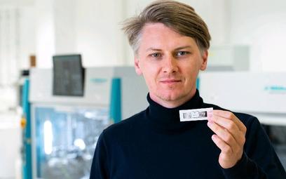 Marcin Pilarz, założyciel Talkin' Things