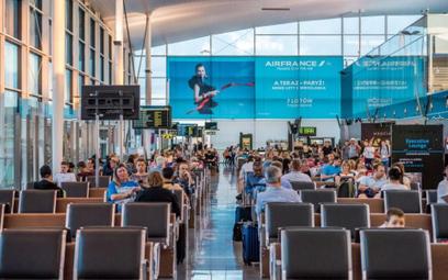 Lotnisko we Wrocławiu: We wrześniu jak w szczycie sezonu