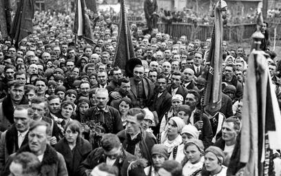 Odpłata za Berezę. Strajk chłopów poprzedziła bojowa odezwa Wincentego Witosa, przywódcy Stronnictwa