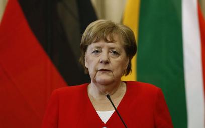 """Merkel oburzona głosowaniem CDU z AfD. """"Trzeba to cofnąć"""""""