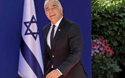 """Jair Lapid, szef MSZ Izraela: """"To prawo jest niemoralne i poważnie pogorszy stosunki między naszymi"""