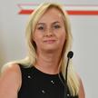 Rzeczniczka prasowa Ministerstwa Sprawiedliwości Agnieszka Borowska