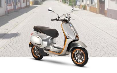 Vespa Electrica: Szybki, elektryczny skuter
