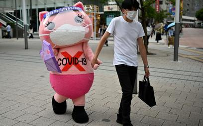 Japonia: Liczba turystów zagranicznych spadła o 99,7 proc.