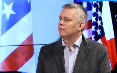 Siemoniak: USA chciały, aby Polska pozbyła się Macierewicza