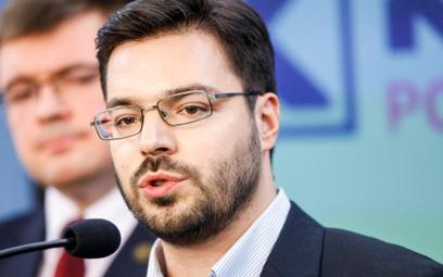 Wicemarszałek Sejmu Stanisław Tyszka z Kukiz'15