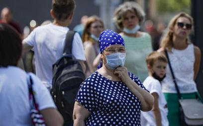 Koronawirus. Rekordowa liczba zgonów chorych na COVID w Rosji