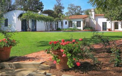 Dom, w którym umarła Marilyn Monroe na sprzedaż
