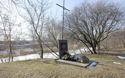 """Miejsce katastrofy samolotu IŁ-62 """"Mikołaj Kopernik"""" lecącego z Nowego Jorku do Warszawy 14 marca 19"""