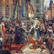 """Obraz """"Konstytucja 3 maja 1791 roku"""" Jan Matejko."""