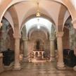 Romańska krypta św. Leonarda na Wawelu została wzniesiona w XII w. za panowania księcia Władysława H