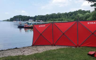 W Jeziorze Sławskim utonęła w sobotę kobieta. W sumie wczoraj w całej Polsce utonęło sześć osób.