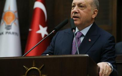 Erdogan: Turcja odeprze siły syryjskie w tym tygodniu
