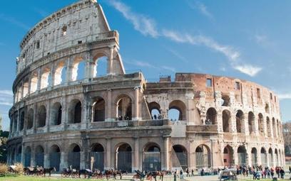 Włochy są znane ze swych światowej klasy zabytków (na zdjęciu rzymskie Koloseum).