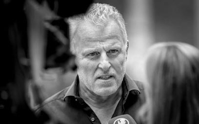 Ranny w zamachu dziennikarz śledczy Peter de Vries nie żyje