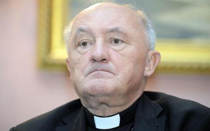 Metropolita warszawski kardynał Kazimierz Nycz