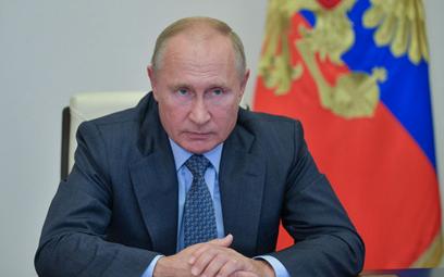 Putin proponuje USA przedłużenie układu rozbrojeniowego o rok
