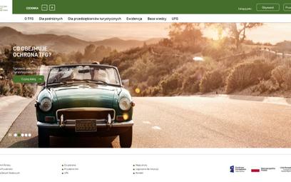 TFG z nowym portalem dla turystów i przedsiębiorców
