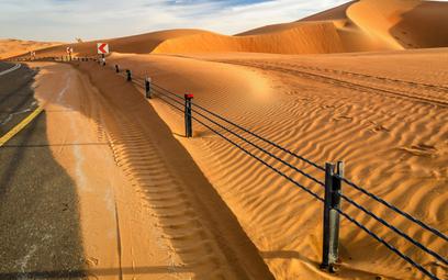 Emiracka jazda