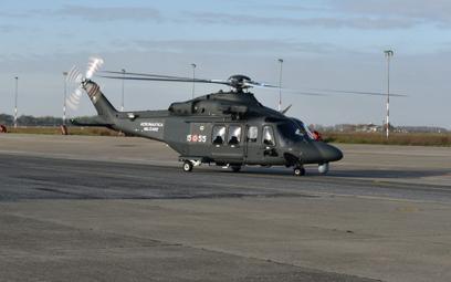 Leonardo dostarczył pierwsze maszyny HH139B. Fot./Leonardo