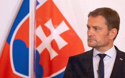 Premier Igor Matovič podał się do dymisji