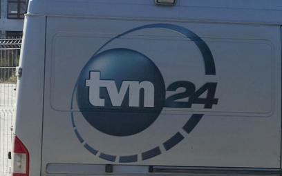 """Komentarze po przyznaniu koncesji TVN24. """"Skończyło się wymachiwanie szabelką"""""""