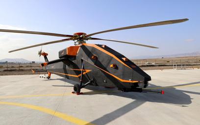 Turcja prezentuje nowe bezzałogowe śmigłowce bojowe