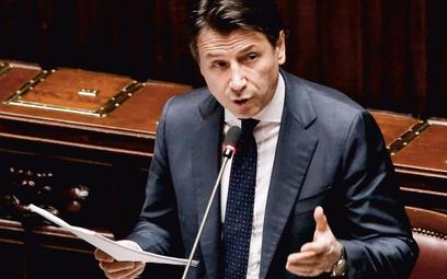 W środku pandemii premier Giuseppe Conte ma tak trudne zadanie, że nawet lider Ligi Matteo Salvini n