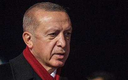 Erdogan: Turcja jest nieodłączną częścią Europy