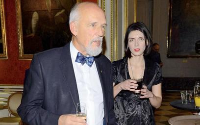 Polityczne małżeństwo: Dominika i Janusz Korwin-Mikke