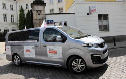 Tour de Konstytucja ruszył w Polskę