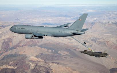 W Japońskich Powietrznych Sił Samoobrony, podobnie jak w USAF, KC-46A będą współpracować m.in. z myś