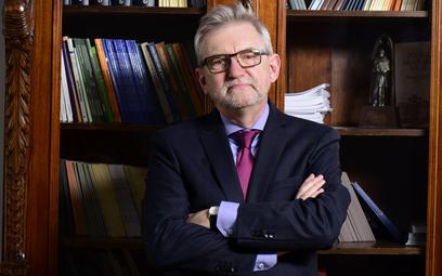 prof. Michał Witt