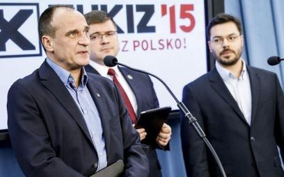 Ciężkie dni dla Kukiza: Na prawo od PiS powstanie nowa partia?