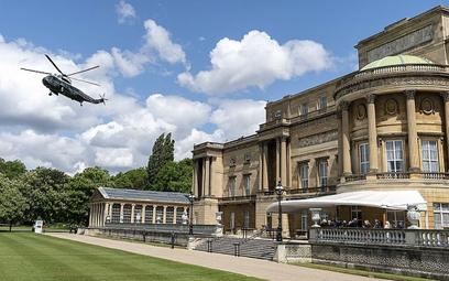Piknik u królowej: Elżbieta II otwiera ogrody Buckingham