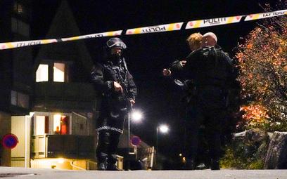 Norwegia. Pięć ofiar łucznika w Kongsbergu. Dwie osoby ranne