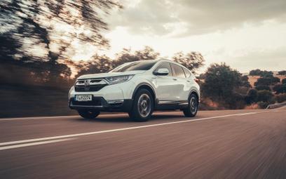 Honda CR-V Hybrid: Ferment w towarzystwie