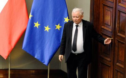 Nizinkiewicz: Kaczyński jedynym realnym liderem