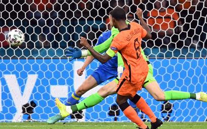Pięć bramek w drugiej połowie. Holandia lepsza od Ukrainy