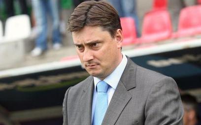 Maciej Skorża na zakręcie