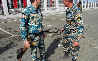 Armenia gotowa do rozmów z Azerbejdżanem o zawieszeniu broni