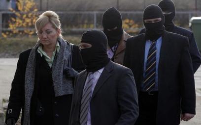 Beata Sawicka zatrzymana przez CBA; usłyszy dwa zarzuty