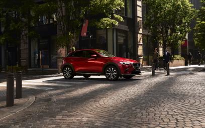 Mazda CX-3: Pierwsza modernizacja, cena (prawie) bez zmiany