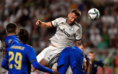 Legia - Dinamo 0:1. Piłkarski raj znów nie dla mistrza Polski