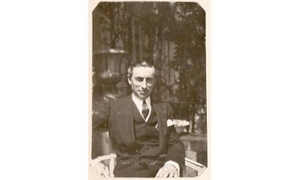 Hugh Gibson był też ambasadorem USA w Szwajcarii, Belgii (dwukrotnie), Luksemburgu i Brazylii