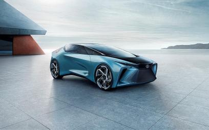 Lexus LF-30: Elektryczny rozwój Lexusa