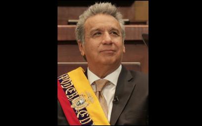 Prezydent Ekwadoru: Molestowanie? Gdy mężczyzna jest brzydki