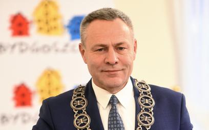 Rafał Bruski, prezydent Bydgoszczy