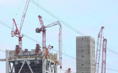 Śmiertelny wypadek na budowie elektrowni
