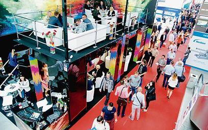 Ponad połowa z 800 wystawców przybyła z zagranicy.